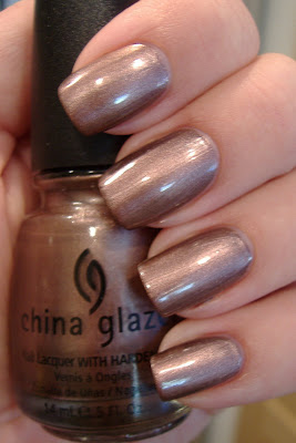 china glaze delight nail polish