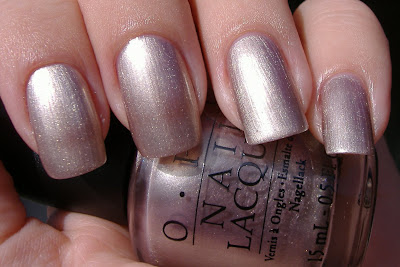opi glamour game nail polish