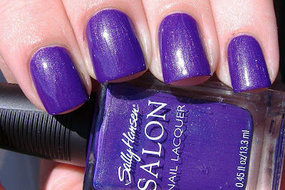 sally hansen night hydrangea