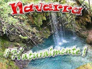 Nacedero del Río Urederra. El Paraíso del Agua. Parque Natural Urbasa. Valle de Améscoa.