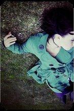 vos con ella y yo aca esperandote ! ;