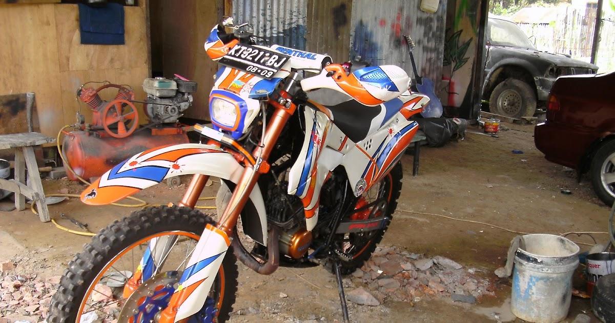 CV. CIPTA KARYA MOTOR: Suzuki TS 125