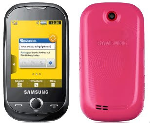 Ashley Tisdale phone Genio-touch-pink-pl1