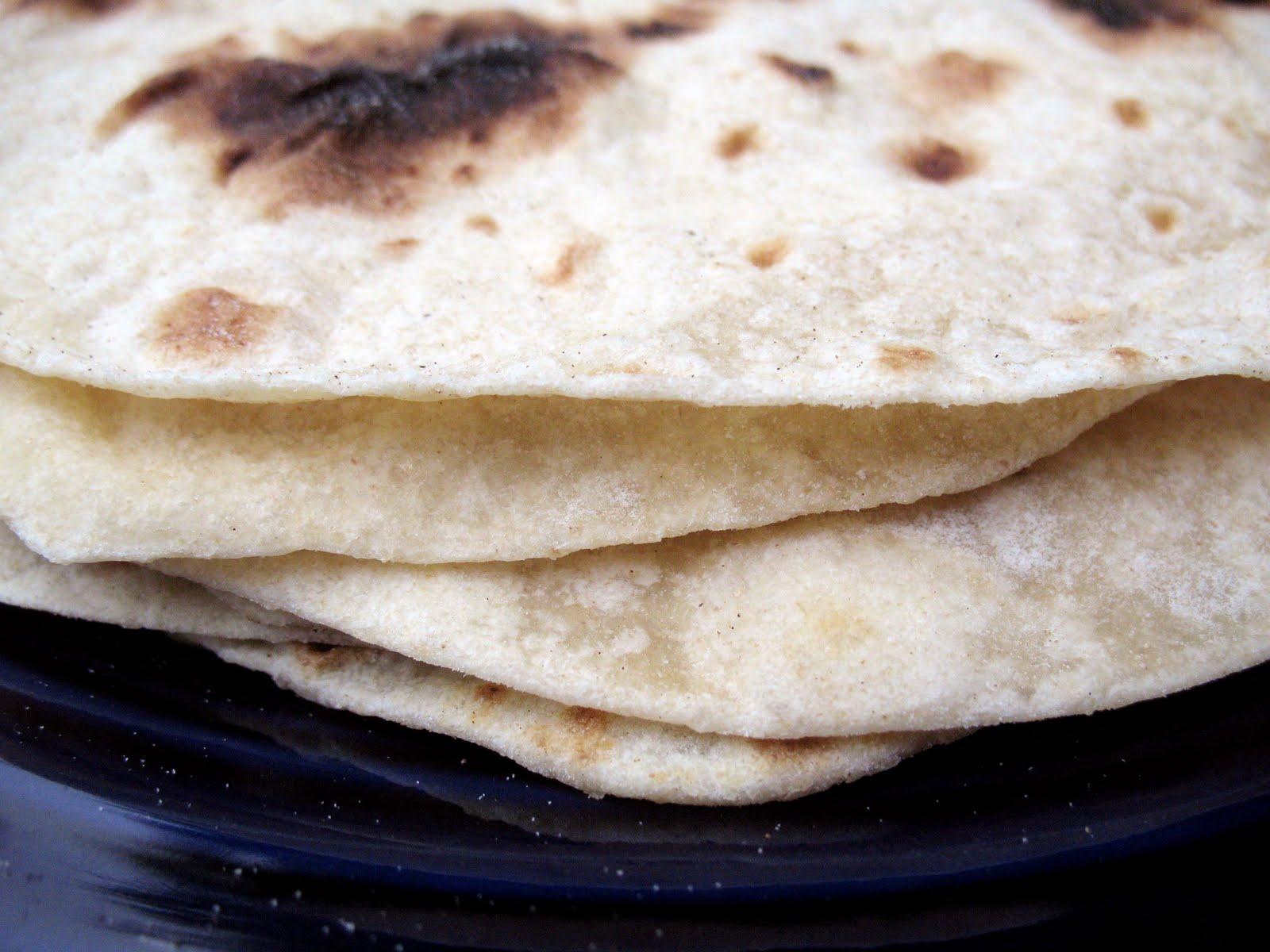How To Make Flour Tortillas | Mexican Food Recipes