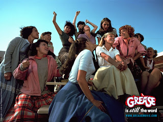 Grease Sing Along movie