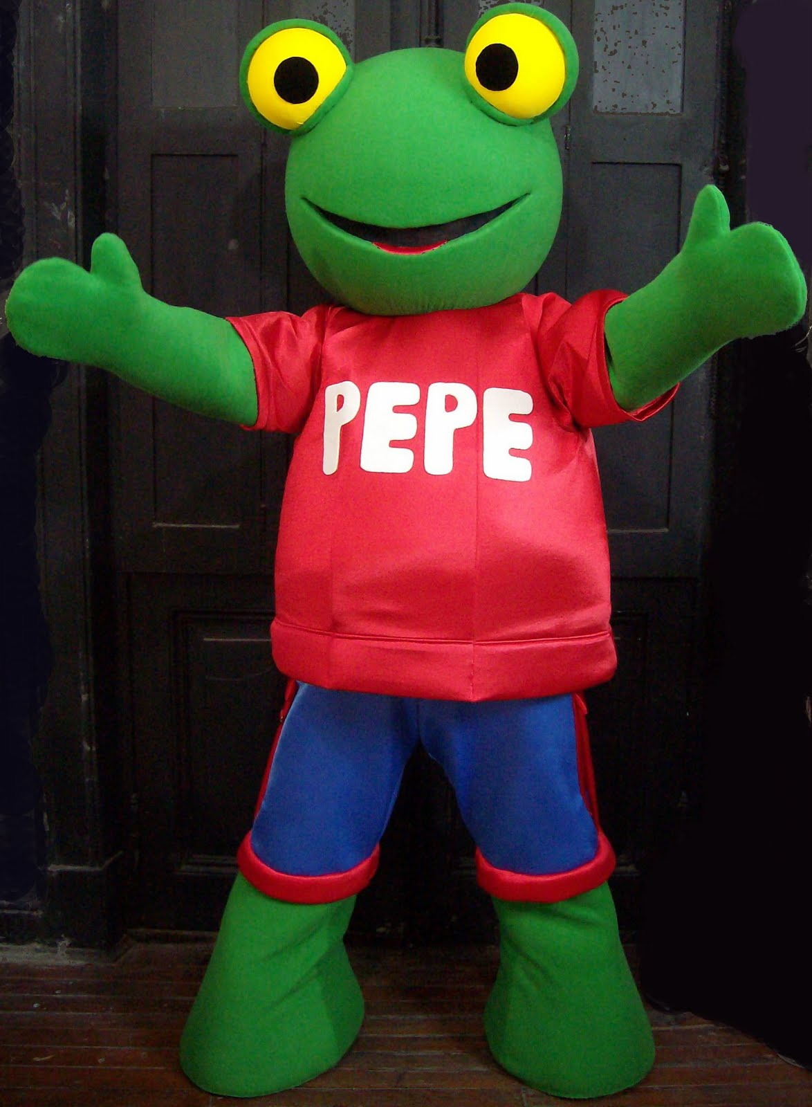 sapo pepe 5 - photo #21