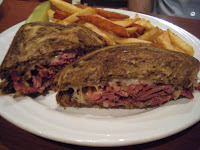 37th and Zen dish Reuben