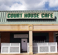 The Courthouse Cafe Exterior
