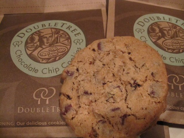 Cookie Sleuth: Doubletree Hotel Cookies