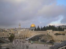 Vista de Jerusalen