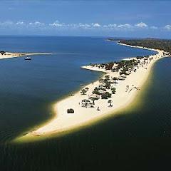 A praia mais bonita do mundo...!