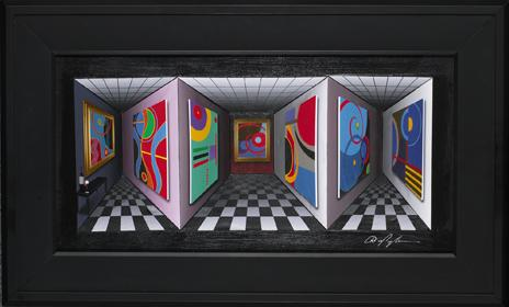 Victor Vasarely, Dominic Pangborn, cruise art auctions, Park West customer reviews, Park West Gallery, fine art