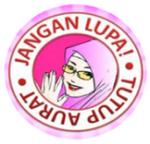 :..blogger tutup aurat..: