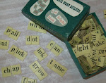 Vintage Word Sets~ Great for Crafts