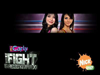 iCarly 2 Temporada Volumen 1 ICarly iFight Shelby Marx.