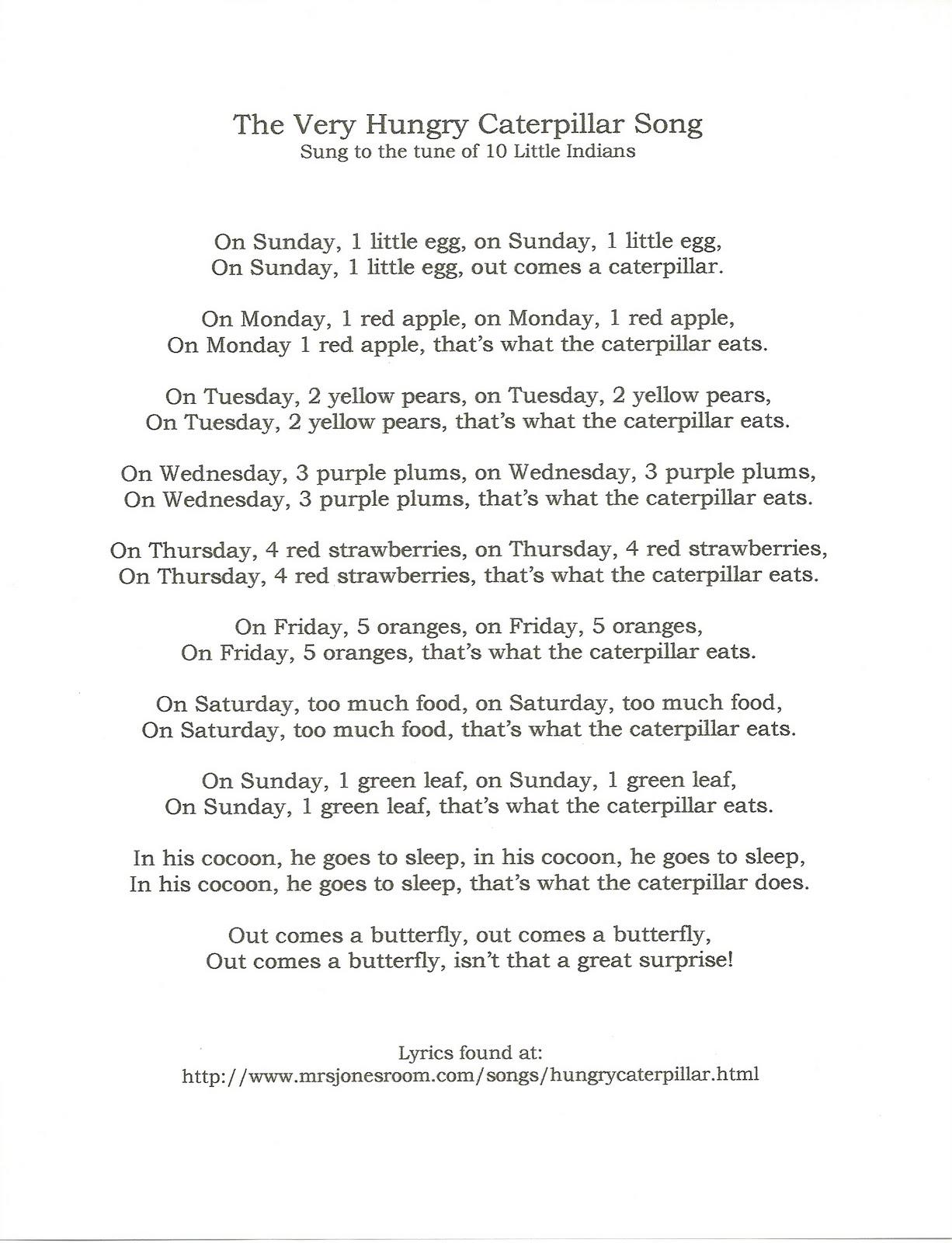 The hungry song lyrics