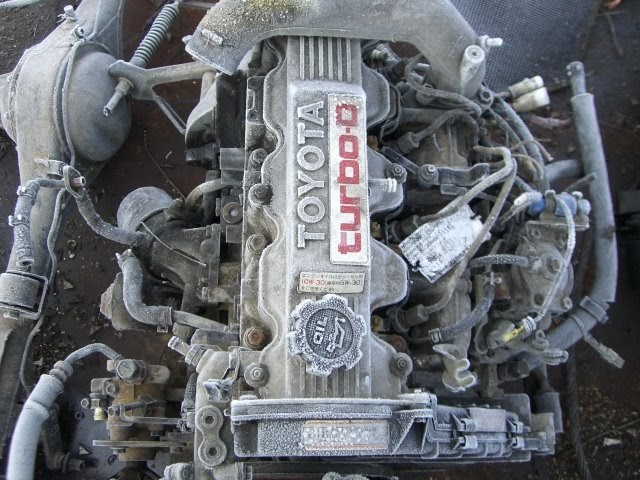 Japanese Used Engine And Spare Part Toyota 2c T Fr