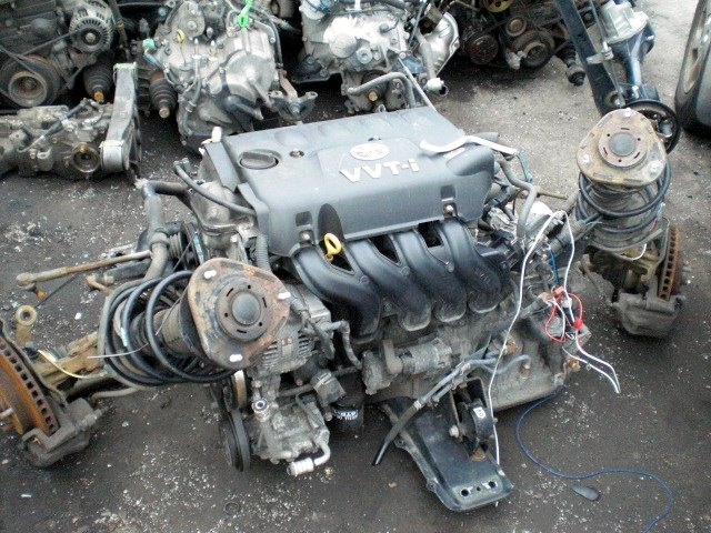 Japanese Used Engine And Spare Part Nze124 1nz Fe Ff 4wd
