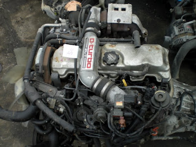 Japanese Used Engine And Spare Part 2l T Used Toyota
