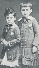 Marcel og hans bror Robert