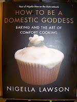 How to be a Domestic Goddess Cookbook by Nigella Lawson