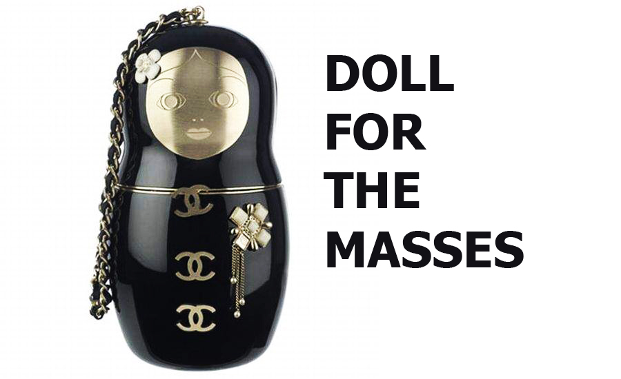 DOLL FOR THE MASSES