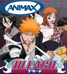 O Anime japonês BLEACH chega ao Brasil pelo canal fechado Animax.