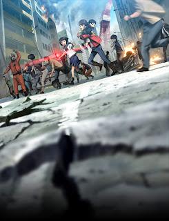 Os 10 melhores animes do ano de 2009 do 2ch