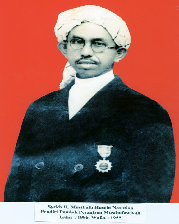 Syeikh Musthafa Husein Nasution al-Mandili