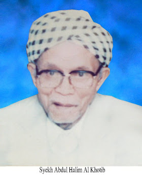 Syeikh Abdul Halim bin Ahmad Khatib al-Mandili