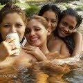 Ninfetas Brasileiras na Lagoa