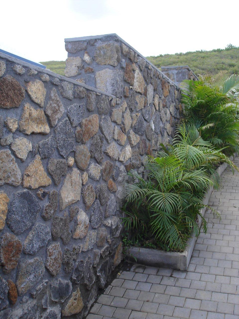 Ma maison la r union mur mitoyen for Construction mur mitoyen