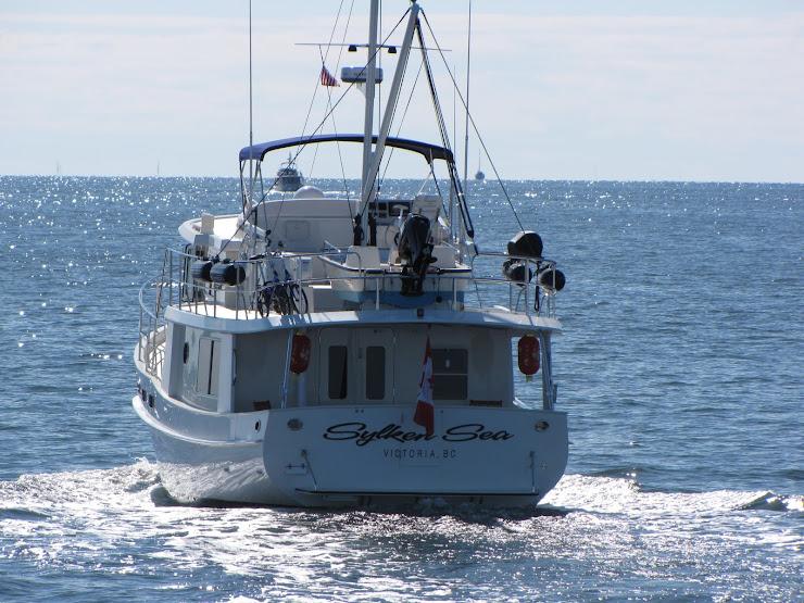 Sylken Sea, Kadey Krogen 48-44