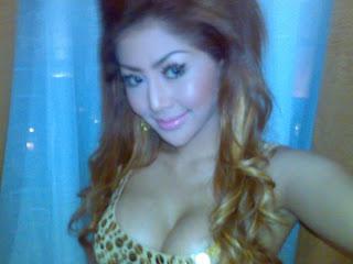 sharen gunawan foto gambar seksi artis cantik indonesia