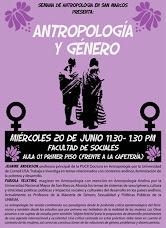 Antropología y Género