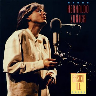 Carátula del disco Básico D.F. (1994)