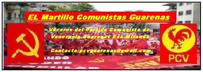 El Martillo  Comunistas Guarenas