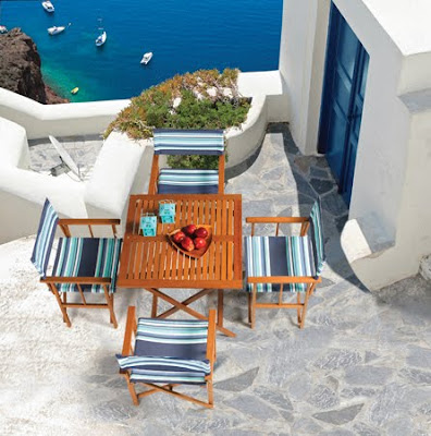 Bahçe Masa Sandalyeleri