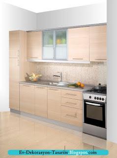 Yeni 2011 Mutfak Dolabi Modelleri-Modern Mutfak Tasarımı