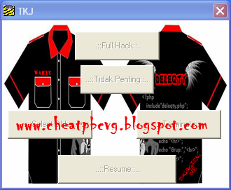 cheat point blank 01022011 tkj v 1 full hack