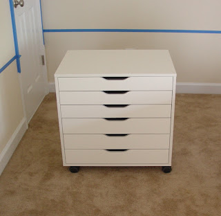 Ikea Alex Drawer Set