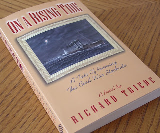 On a Rising Tide, A novel by Richard Triebe