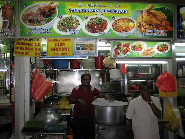 Tekka food centre