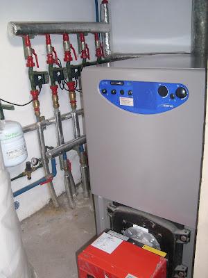 Materco instalaciones calefaccion central caldera a for Radiadores calefaccion central precios