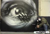 realistic street art graffitti
