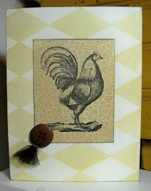 rooster redux w/button