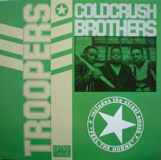 Cold Crush Brothers - Troopers (1988)