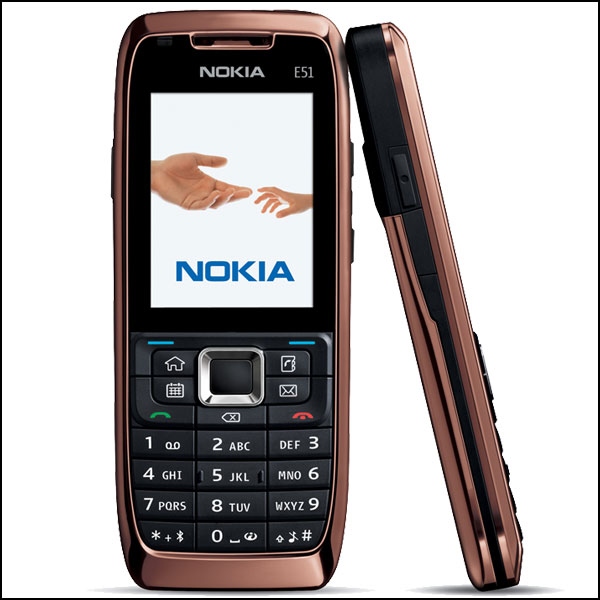 NOKIA E51i SPECIFICATIONS