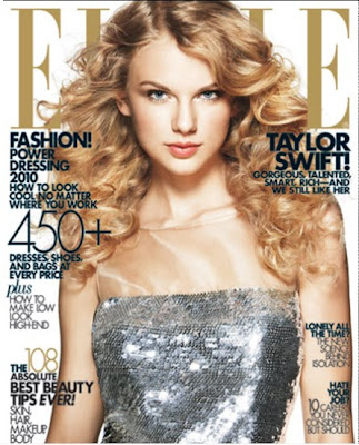 Taylor Swift Photoshoot for Elle