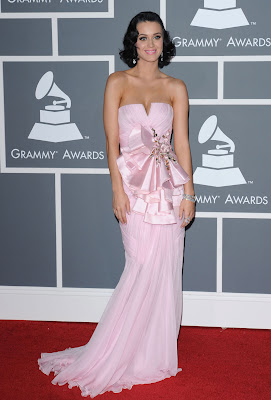 Kate Perry Grammy Awards 2009